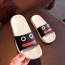 Korean Style Shoes Wholesale Australia - Men's Slippers Summer 2019 New Classic Breathable Non-slip Soft Bottom Outside Shoes Men Trendy Fashion Korean Style Simple Chic