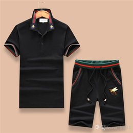 Discount variety suits - Top luxury quality Italian designer casual fashion short suit a variety of styles optional m-3 xl size