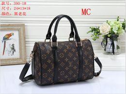 $enCountryForm.capitalKeyWord Australia - Handbags for Women Large Designer Ladies Shoulder Bag Bucket Purse Fashion Brand PU Leather Big Capacity Top-Handle Bags B017