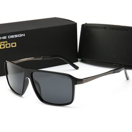081c5823aa Calidad Vintage conducción gafas de sol Aviadores hombres deportes  diseñador de lujo famoso para hombre gafas de sol UV gafas polarizadas con  caja -7