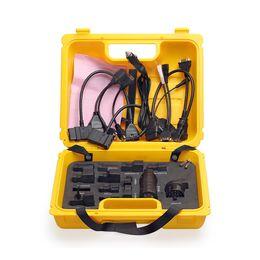 Box Volvo Australia - Launch X431 Yellow box full set cables and adapters for X-431 V,V+,PRO,PAD,PAD2,PAD3,PRO MINI,DIAGUN IV