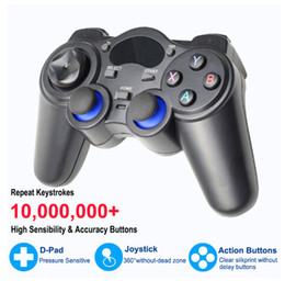 Wireless pc gamepad controller online shopping - New G Controller Gamepad Android Wireless Joystick Joypad with OTG Converter For PS3 Smart Phone For Tablet PC Smart TV Box