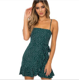 $enCountryForm.capitalKeyWord UK - New Designer Dresses for Women Sexy Dresses Fashion Lady Skirts Summer Beach Dresses Women Clothing 5 Colors S-XL Wholesale