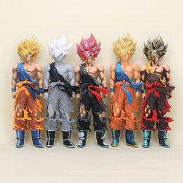 $enCountryForm.capitalKeyWord NZ - toy ship models Anime Dragon Ball Z figure Son Goku MSP Kakarotto Super Saiyan Battle Damage Edition PVC Action Figure Model Toy 34cm
