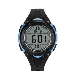 Men Digital Wrist Watches Australia - 2019 Outdoor Fashion Casual Luxury Men Analog Digital Army Watch Sport LED Waterproof Electronics Wrist Watch relogio