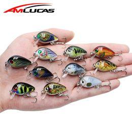 $enCountryForm.capitalKeyWord Australia - Amlucas 30mm 2g Crazy Wobblers Mini Topwater Crankbait Artificial Japan Hard Bait Pesca Floating Fishing Lures bass Pesca WW338