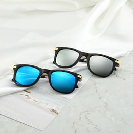952a42a740f50 2019 New Fashion occhiali da sole Rays r4233 Glass mirror good Brand  Designer Sunglasses Bans For Men Women Bans Aviator Sun Glasses With Ca