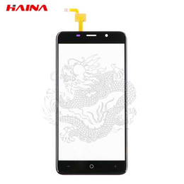 Dual Touch Screen Australia - 5.0'' Touch For Bravis A504 Trace Dual Sim Touch Screen Digitizer Panel Repair Parts Front Glass Lens Sensor Free Adhesive