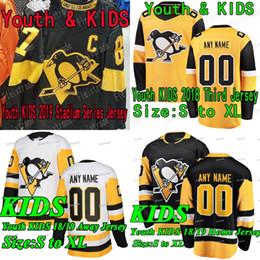 a661d944e Youth Pittsburgh Penguins 2019 Stadium Series Jersey Sidney Crosby Jake  Guentzel Evgeni Malkin Casey DeSmith Kris Letang Bryan Rust Simon
