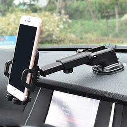 Автомобильный держатель для мобильного телефона для iPhone Xiaomi Pocophone F1 Google Home Min Samsung S8 Mount Поддержка мобильного телефона Смартфон Стенд J190507