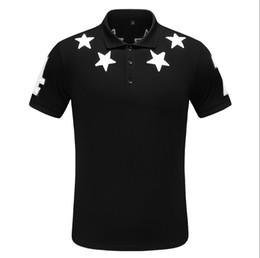 $enCountryForm.capitalKeyWord UK - 2019 New hot sale fashion T Shirt For Men Tops With Branded Letters Designer Shirts Luxury Short Sleeve Tshirt Brand Mens Clothing Tee M-3XL