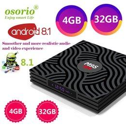 $enCountryForm.capitalKeyWord Australia - 1 PCS Genuine M9S Y1 Tv Box Android 8.1 Rockchip RK3328 Quad Core 4GB RAM 32GB ROM Smart Tv 2.4G Wifi H.265 Bluetooth 4.0 Better H96 S8 Max