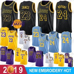 Cheap kids jersey online shopping - NCAA LeBron James Jerseys Kobe Bryant Mens Kids Lonzo Ball Kyle Kuzma Brandon Ingram Bryant In Stock Jerseys Cheap
