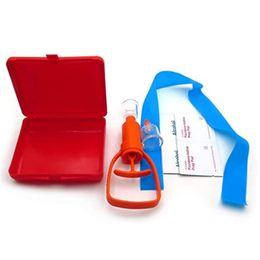 Укусе змеи Kit Bee Sting Kit Emergency First Aid Supplies Venom Extractor всасывание насос Укус и Стинг Первой помощи для походного кемпинга деятельности на Распродаже