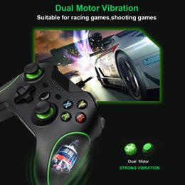 wireless controllers for xbox one NZ - USB Wired Controller For Xbox One Video Game JoyStick Mando For Microsoft Xbox One Slim Gamepad Controle Joypad For Windows PC