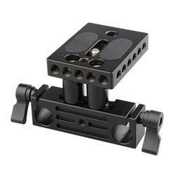 Jadkinsta Soft Eva Camera Shoulder Pad For 5d2 7d Gh1 Gh2 Shoulder Pads For Standard Support System 15mm Rail Rod Rig Camcorder Volume Large Photo Studio Accessories