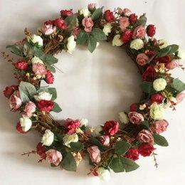 Haus & Garten Festliche & Party Supplies 1 Bundle 17 Cm Künstliche Blume Weihnachten Decora Für Haus Vasen Hochzeit Party Blume Handwerk Seide Hortensien Ornamentalen Blumentopf Preisnachlass
