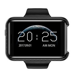 Wrist Watch Mp3 Mp4 Australia - 696 Smart watch I5S Support SIM TF Card MTK2502 Perfect MP3 MP4 Smartwatch Phone For IOS Andriod Pk Dm98 kw18 like a cell phone