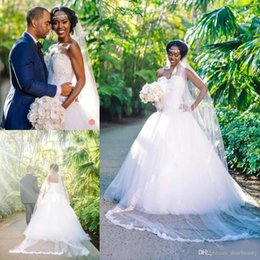 $enCountryForm.capitalKeyWord Australia - Charming Sweetheart A Line Wedding Dresses With Crystal Beaded Custom Made Arabic Ball Gown Wedding Bridal Gown