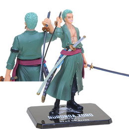 Discount one piece new world figures Toys Hobbies Action Toy Figures Anime One Piece figure Roronoa After 2 Years Roronoa Zoro THE NEW WORLD PVC Action Figur