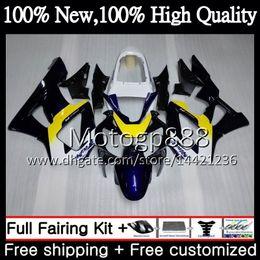 Honda Cbr929 Australia - Body For HONDA CBR900 RR CBR 929RR CBR 900RR CBR929RR 00 01 54PG15 Stock blue CBR 929 RR CBR900RR CBR929 RR 2000 2001 Fairing Bodywork