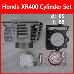 Cdi Engine Australia - 2088 Engine Cylinder Kit Honda XR400 TRX400 Motorcycle Cylinder Kit Waith Piston Cylinder block And Pin for Honda