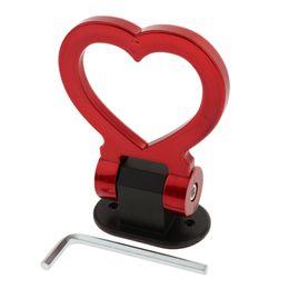Heart Shaped Acessórios Auto Trailer Anel de reboque gancho de reboque Universal em Promoção