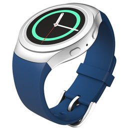 $enCountryForm.capitalKeyWord Australia - Silicone Sports Band for Samsung Gear S2 Band Replacement Wristband for Gear S2 SM720 Smart Watch