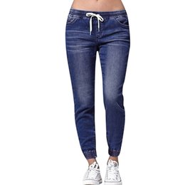 1df8e368f1d High Waisted Ripped Jeans for Women Pants Plus Size Skinny Jeans Denim  Boyfriend Elastic Slim Stretch Pencil Trousers 5xl