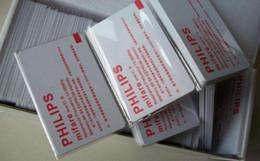 $enCountryForm.capitalKeyWord Australia - 200Pcs lot 13.56mhz Blank RFID Passive Mi-fare classic 1K card   MF1 S50   original IC M1 white   N XP S50 Card DHL