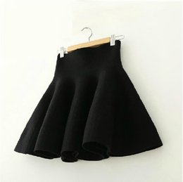 ball gown age 2019 - ball gown Autumn winter teenage big girls skirts tutu blue black red gray green age 9 10 11 12 13 14 years old skirt che