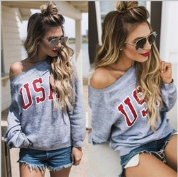 Wholesale longsleeve hoodie for sale – custom 2019 Brand New Women Longsleeve Hoodie Sweatshirt Sweater Casual Hooded Coat Pullover Tops Casual Clothes