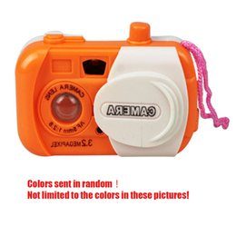 Camera Toy Gifts Australia - Mini Cute Camera Toys For Baby Children Educational Study Toys Birthday Christmas Holiday Gifts
