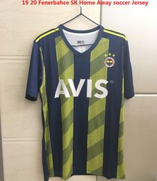 $enCountryForm.capitalKeyWord NZ - 19 - 20 New Fenerbahce SK Home Away soccer jerseys 2019 2020 Jersey Star Nabil Dirar Giuliano Mathieu Valbuena football T-shirt Cheap HOT