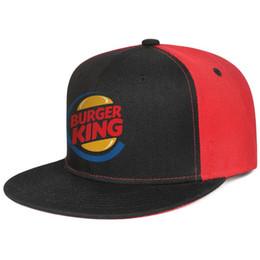 $enCountryForm.capitalKeyWord Australia - Womens Mens Flat-along Adjustable burger king logo Hip-Hop Cotton Hunting Cap Golf Bucket Hats Military Caps Airy Mesh Hats For Men Women