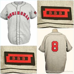 Player high quality online shopping - Birmingham Black Barons Road Jersey Any Player or Number Stitch Sewn All Stitched High Quality Baseball Jerseys