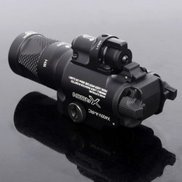 $enCountryForm.capitalKeyWord Australia - SEIGNEER Tactical X400V IR Night Vision Weapon Light Red Laser Combo Pistol LED Flashlight Ultra High Output