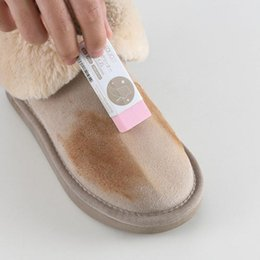 cool rubbers Canada - Reusable Cleaning Eraser Stain Eraser Cleaning Block Rubber Cleaner For Suede Sheepskin Matte Leather Boot Shoes