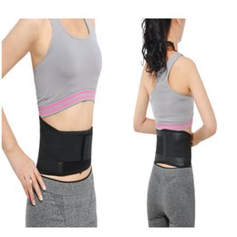 Tourmaline self heaTing magneTic Therapy waisT online shopping - Adjustable Tourmaline Self heating Magnetic Therapy Waist Belt Lumbar Support Back Waist Support Brace Double Banded aja lumbar