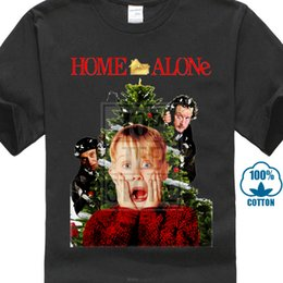 $enCountryForm.capitalKeyWord Australia - Home Alone Xmas Party Movie Cover Christmas T Shirt Unisex Or Jumper S To 4xl Men Print Cotton O Neck Shirts