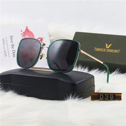 $enCountryForm.capitalKeyWord Australia - Top Quality G15 Glass Lens Men Women Polit Luxury Eyewear Sunglasses UV400 Protection Brand Designer Vintage 58MM 62MM Sun Glasses Case Box