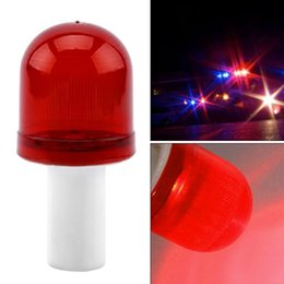 Traffic Light Led Warning Strobe Light Super Bright Lamp Flashing Safety Traffic Cone Topper High Standard In Quality And Hygiene Roadway Safety