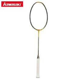 $enCountryForm.capitalKeyWord Australia - Kawasaki Master 800II Badminton Racket 3U 5 Stars 46T 3 IN 1 Box Type Frame with Scale X Technology Professional Racquet
