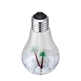 $enCountryForm.capitalKeyWord UK - 400ml LED Lamp Air Ultrasonic Humidifier for Home Essential Oil Diffuser Atomizer Air Freshener Mist Maker with LED Night Light