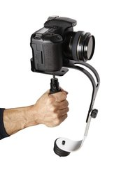 Discount stabilizer gopro - The Official Video Camera stabilizer Limited Edition Midnight Black with Handle for GoPro, Smartphone, Canon, Nikon Came