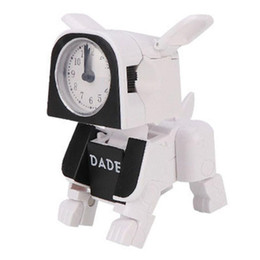 $enCountryForm.capitalKeyWord Australia - Portable Cute Electronic Alarm Clock Children > 3 Years Old Pointer, Number Transformed Home By Button Toy