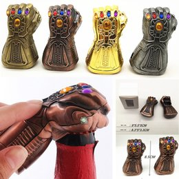$enCountryForm.capitalKeyWord NZ - Creative Multipurpose Infinity Thanos Gauntlet Glove Beer Bottle Opener Fashionable Useful Soda Glass Cap Remover Tool Household with box