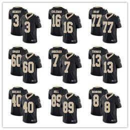 9 Drew Brees New Orleans 01 Saints Mens 41 Alvin Kamara 23 Marshon  Lattimore 13 Michael Thomas 28 Adrian Peterson football Jersey e84fe342a