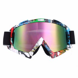 $enCountryForm.capitalKeyWord UK - Motorcycle Motocross Goggles Glasses for Helmet Racing Dirt Bike MJ 16 Goggles Clear Tinted Lens Off Road Adjustable #84030 #235260