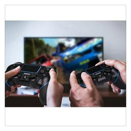 $enCountryForm.capitalKeyWord Australia - 6 Axies Game Controller Gamepads for PS4 Wireless Bluetooth Personal Mode Game Handle with Touch Screen High Quality Motion Experience
